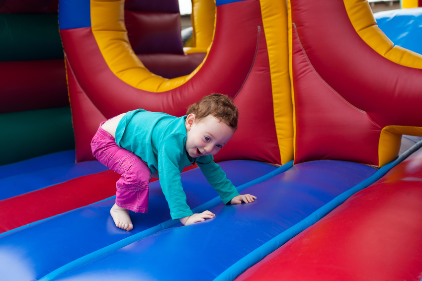 How To Stay Safe When Using A Bounce House Bounce Houses