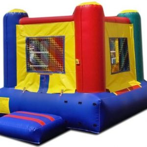 10×10 Compact Indoor Bounce House