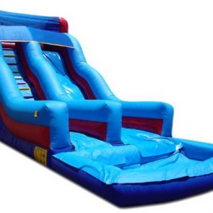 20 Foot Neutral Water Slide