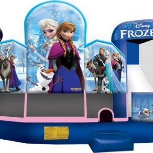 5-in-1 Disney Frozen Combo