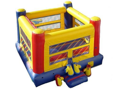 Boxing Ring Interactive Inflatable