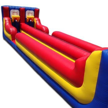 Bungee Basketball Interactive Inflatable