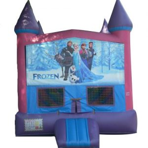 Disney Frozen Big Banner Bounce House
