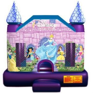 Disney Princess Bounce House #2