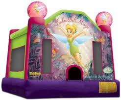 Disney Tinker Bell Magic 15×15 Bounce House