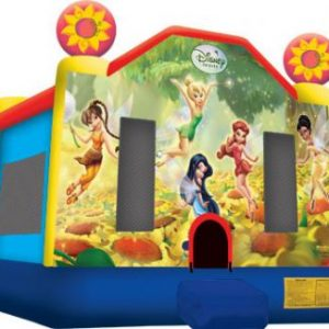 Disney Tinkerbell and Friends Bounce House