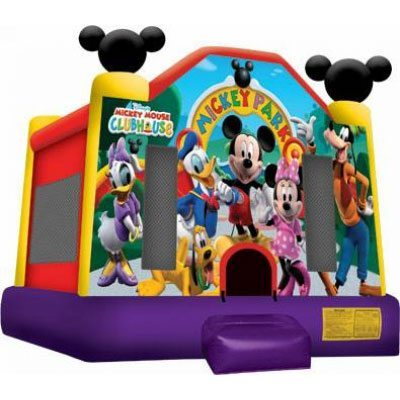 Mickey Mouse Clubhouse 13×13