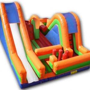 Obstacle Course – Maze