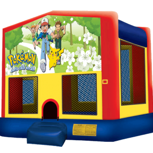Pokemon Bounce House BB