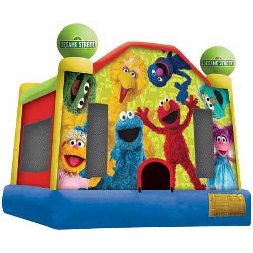 Rent a bounce house in the summer? Are you crazy?