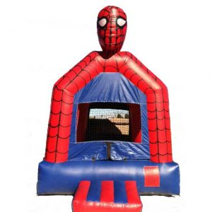 Spiderman 11×11 Bounce House