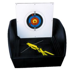 Tabletop Game Bullseye Crossbow