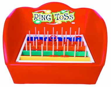 Tabletop Game Ring Toss