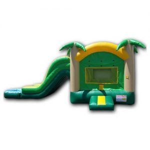 Tropical Jump-n-Slide Front