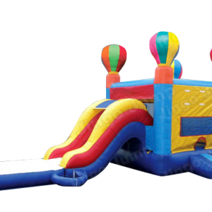 Jump-n-slide Balloon Combo (wet)