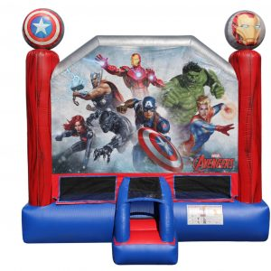 Marvel Avengers Jumper Bounce House