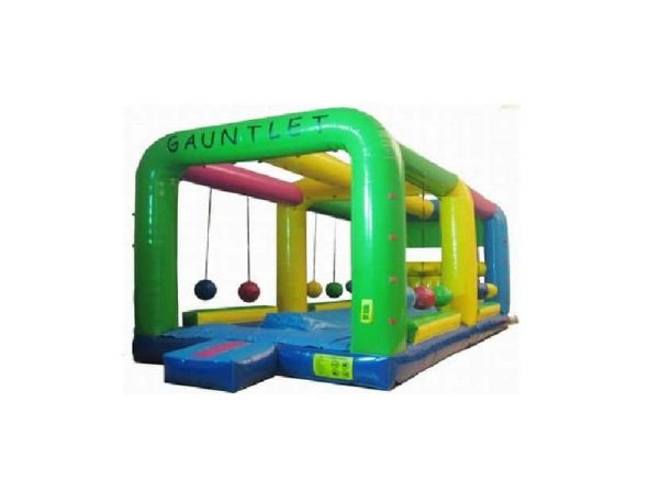 The Gauntlet Interactive Inflatable Obstacle Course