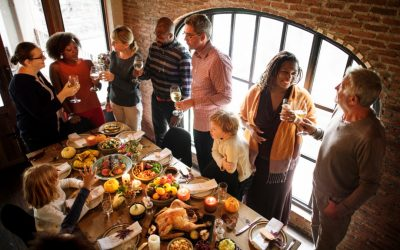 5 Great Ideas for Your Thanksgiving Parties
