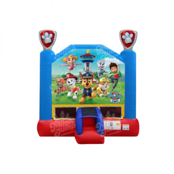 13'x13' House Paw Patrol Bounce