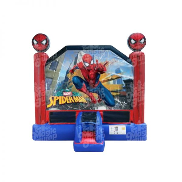 13'x13' Spiderman Bounce House
