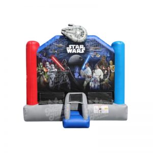 13'x13' Star Wars Bounce House
