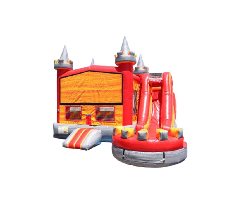 5-in-1 Lava Combo with Banner Velcro Dry Use