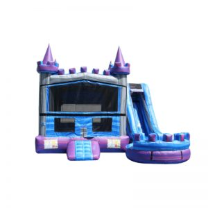 5-in-1 Marble Princess Combo with Banner Velcro Dry Use