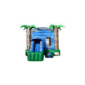 4-in-1-Tropical-Mini-Combo-with-slide-and-basketball-hoop