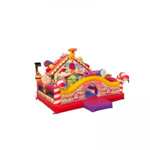 Candyland Toddler Playground