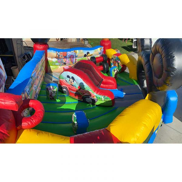 Mickey Mouse Toddler Playground