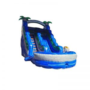 18' Bahama Breeze Water Slide