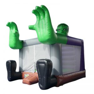 Frankenstein Bounce House