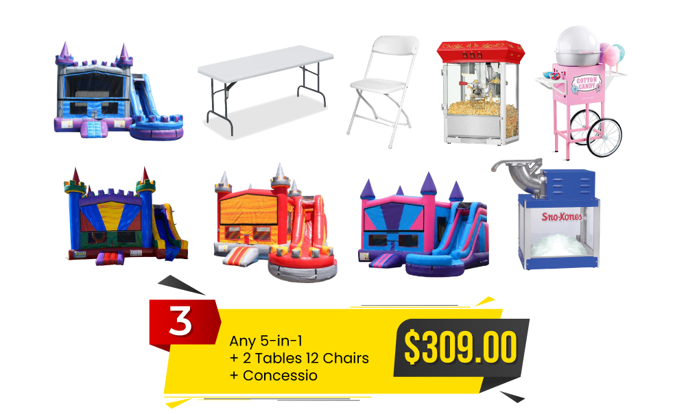 Special #3 - Any 5-in-1 & 2 Tables and 12 Chairs & Concessions for $309.jpg
